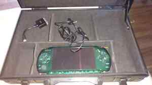 Slim psp metal gear solid limited edition