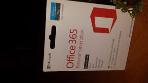 Office365 personal subscription 1 year, New