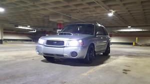 04 Subaru Forester XT