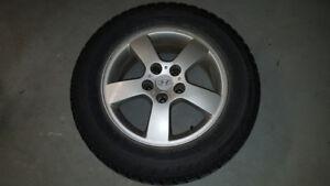 Mags et pneus 215/65 R 16