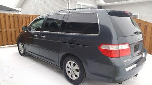 2006 Honda Odyssey EX Minivan, Van