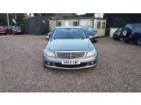 Mercedes-Benz C220 2.1CDI Blue F 2010MY CDI Elegance