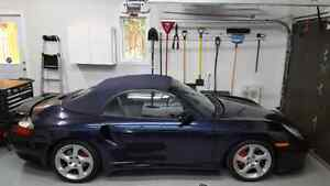 *Immaculate* 2004 Porsche 911 Turbo Cabriolet