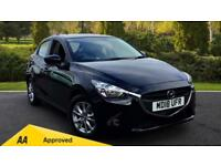 2018 Mazda 2 1.5 75 SE-L+ 5dr 2018 Manual Petrol Hatchback