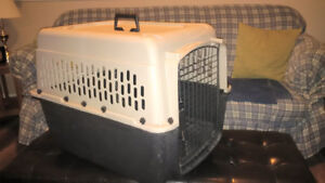 """Grreat Choice"" Dog Carrier - 28"" l X 20.5"" w X 21.5"" h"