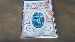 1001 Designs for Whittling and Woodcarving, E.J. Tangerman 1976