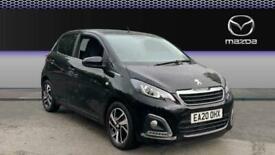 image for 2020 Peugeot 108 1.0 72 Allure 5dr Petrol Hatchback Hatchback Petrol Manual