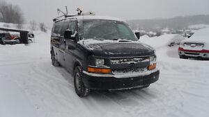 2004 Chevrolet Express 3500 Fourgonnette, fourgon