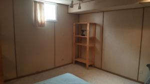 Furnished 1 Bedroom basement