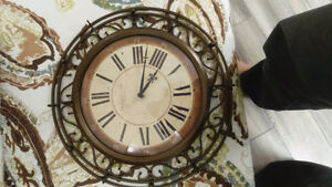 Beautiful Wall Clock Just only $15 only