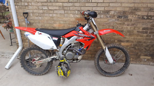 Needs to go!!!!!!! Crf450r