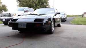 1984 Nissan 300ZX Turbo Coupe (2 door)