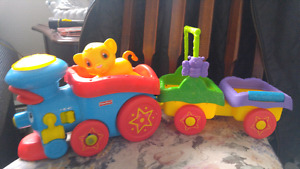 Fisher Price Train Set!