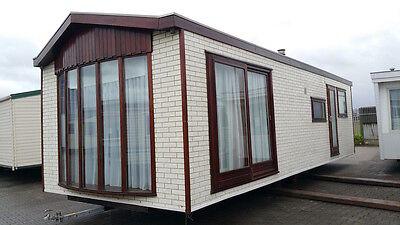 Mobilheim Wohnwagen Baucontainer Container Wohnmobil Hütte Haus