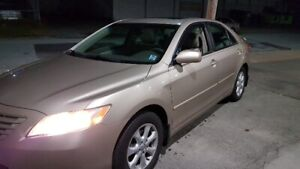 Only 167Km, Great 2008 Toyota Camry 4dr. auto, 4 cyl. New MVI