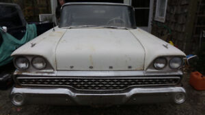 1959 Ford 2 dr.