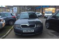 Skoda Superb 1.9TDI PD 115 Classic 5 DOOR - 2008 08-REG - SHORT MOT