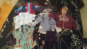 Lot vêtements garçon 0-12 mois - partie 1