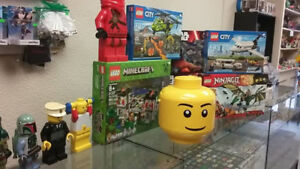 Lego sets and figures for sale (Chad's Game Room)