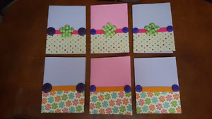 6 Homemade Easter Cards for Sale!