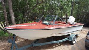 1979 13 ft Silverline Boat