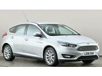 2018 Ford Focus 1.0 EcoBoost Titanium 5dr Hatchback petrol Manual