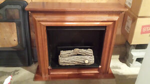 Real Flame Gel Wood Substitute Fire Place - FREE DELIVERY!!