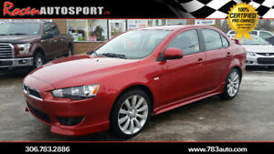 CERTIFIED 2008 LANCER GTS - SUN+SOUND - YORKTON