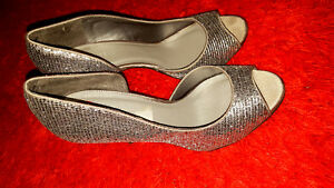 New Evening Party Glitter Pumps