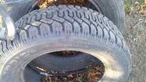 Selling one nordic goodyear 225 60 17