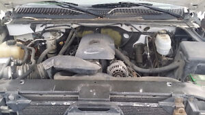 6.0 liter engine runs mint complete from 2004 chevy 2500hd
