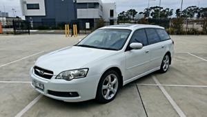 Subaru Liberty luxury H6 wagon