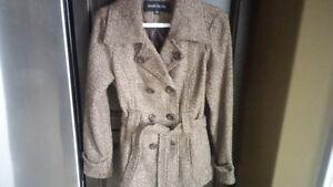 Ladies wool coat size med St. John's Newfoundland image 1