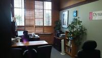Beautiful, Professional and Affordable Office for Rent