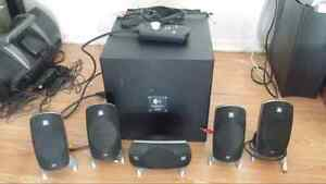 5.1 Surround Sound system for PC