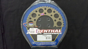 Renthal Rear Sprocket Yamaha YZF-R6 99-02 48T