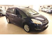 Citroen Grand C4 Picasso 1.6HDi 16v EGS Exclusive 7 seats Full service History