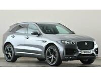 2018 Jaguar F-Pace 2.0d R-Sport 5dr Auto AWD Estate diesel Automatic