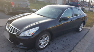 2010 Infiniti G37x Tech, Navi, Adaptive cruise, WARRANTY!