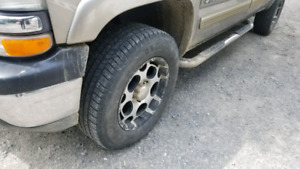 6x139.7 chevy rims