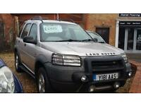 Land Rover Freelander 2.0 auto 2001MY Td4 GS