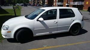 VW GOLF City 2008 120 000 KM