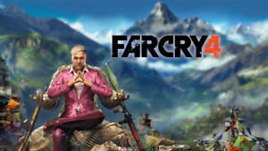 Far Cry 4 swap for Resident Evil 7 or Uncharted 4