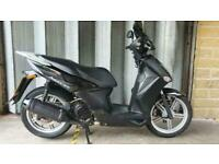 Kymco Agility City 125i CBS, 2017, 12,838 Km, Excellent Condition, 1 Owner