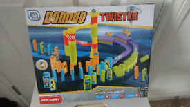 Domino twister toy/game