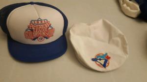 2 Blue jays 1985 championship series *never worn*