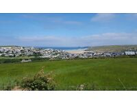 Cornwall family owned caravan for hire. Short breaks available