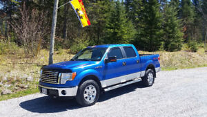 2012 F150  4X4 FOR SALE BY OWNER