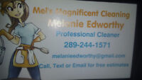 Mels magnificent home and office cleaning