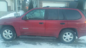 VERY RELIABLE 2004 GMC ENVOY FOR SALE